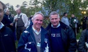 På småtinget med kommunalminister Jan Tore Sanner