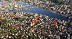 Det er mange, store utbyggingsprosjekter på Bragernes.