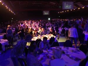 2.000 ansatte samlet i Drammenshallen.